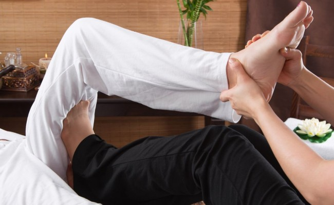 TTM – Traditionelle Thai-Massage