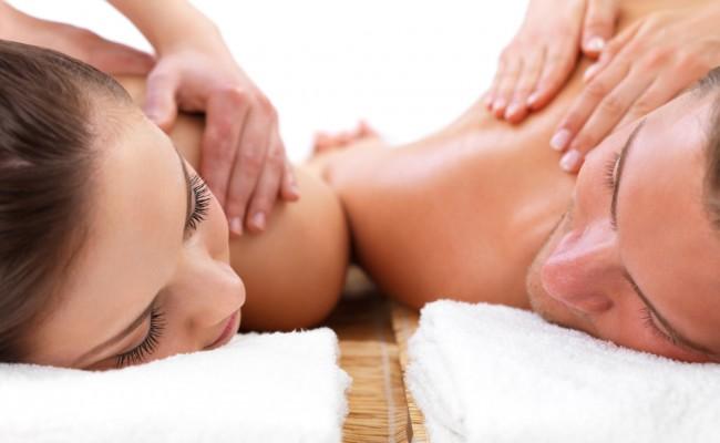 Massage thaï duo